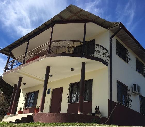 Йога база Абхазия