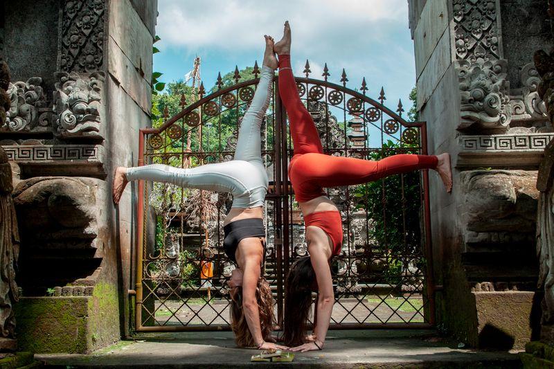 Почему Бали - лучшее место для ретритов йоги?