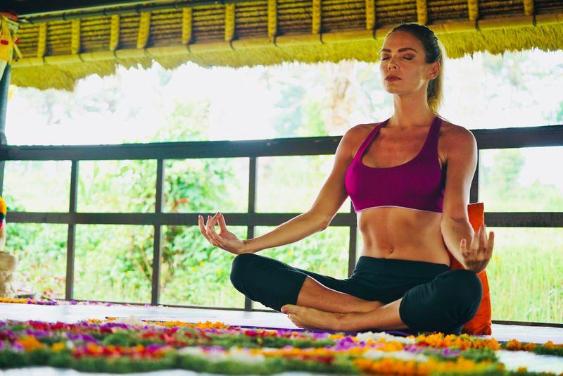 6 причин, чтобы признать Убуд идеальным местом для йоги