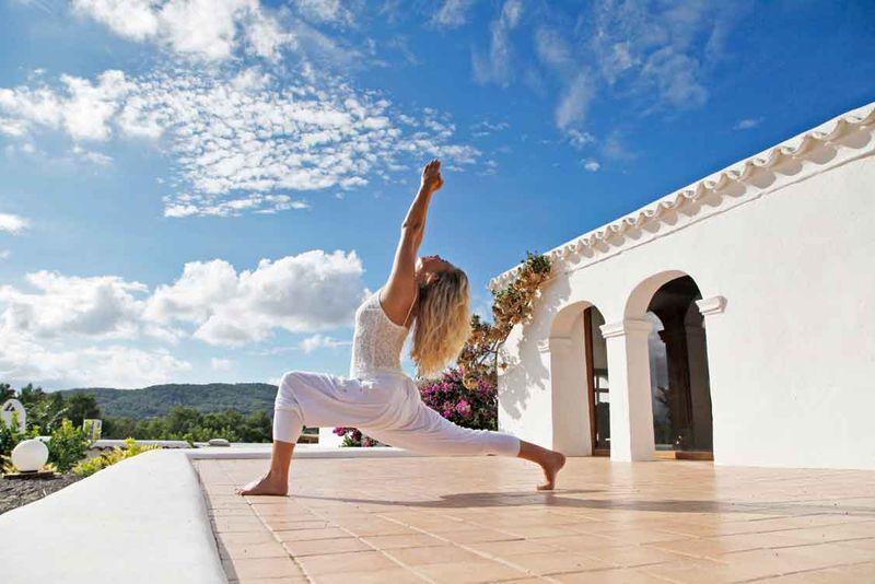 Ваш путеводитель по ретритам йоги на Ибице