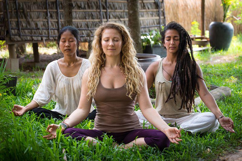 4 лучших мест для йога-ретритов в Камбодже