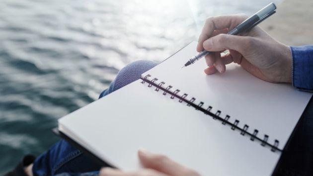 Связь между йогой и....писательством!