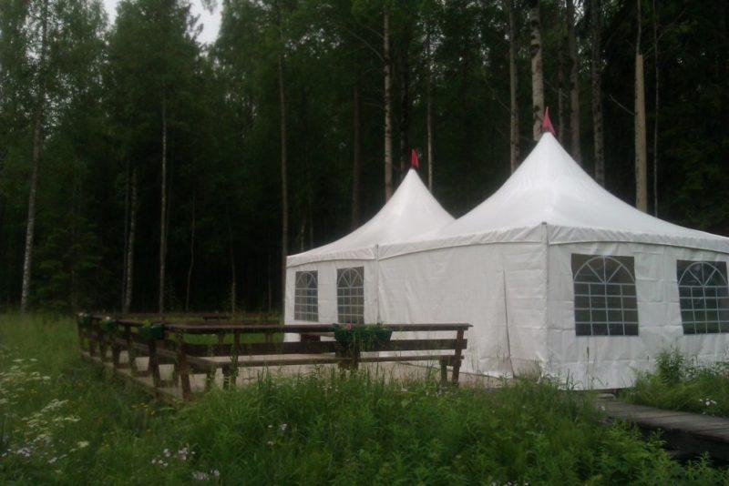 шатер урозеро